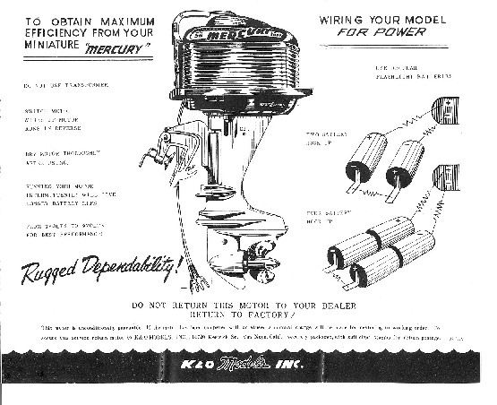 KO Toy Outboard Motors Toy Outboard Instruction Sheets – Diagram Of Outboard Engine
