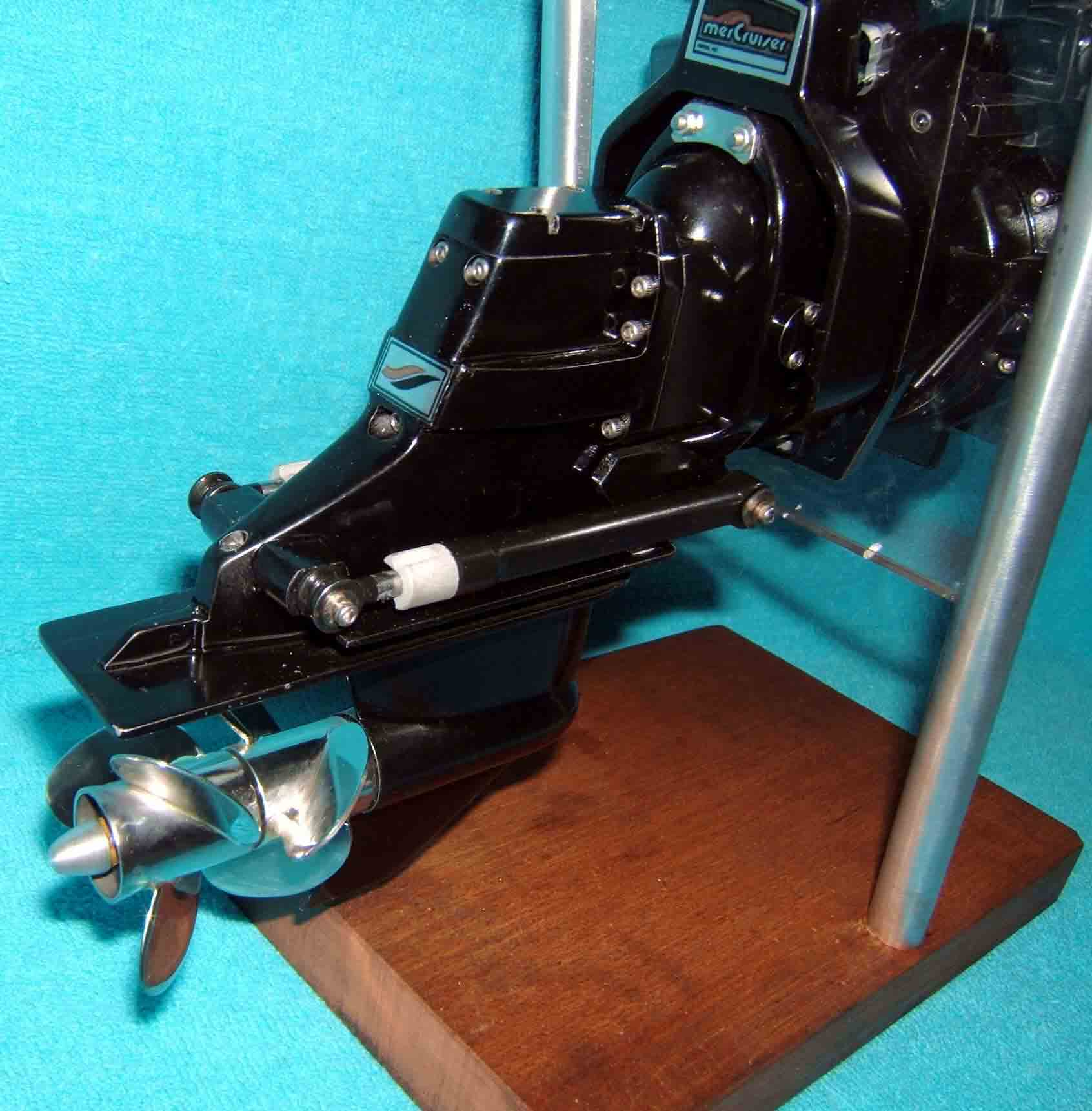 K&O Toy Outboard Motors :: Outdrives