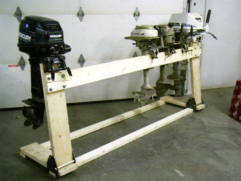 K o toy outboard motors real outboard motor stands for Large outboard motor stand