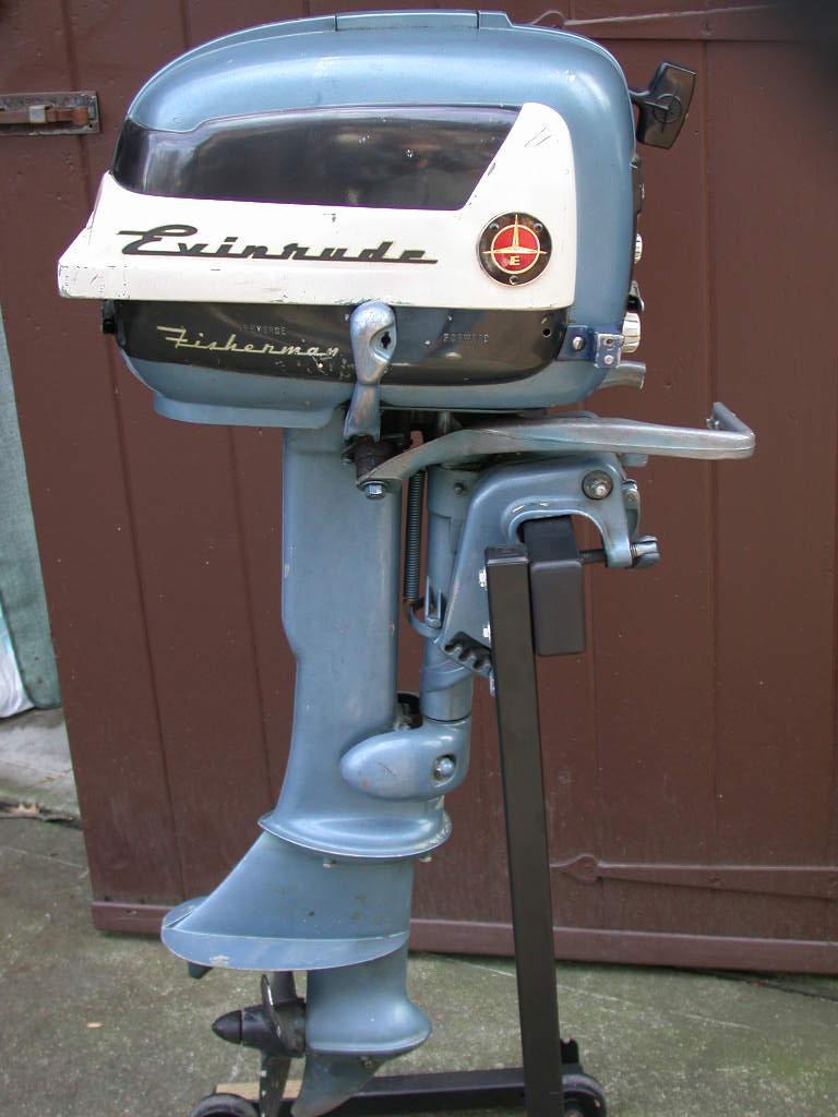 evinrude 7.5 hp manual