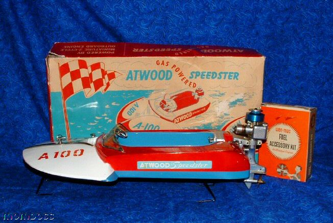 K Amp O Toy Outboard Motors Toy Boats Outboard